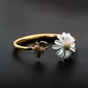 bracelet bangle up fleur