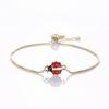 bracelet coccinelle or