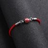 bracelet coccinelle cordon