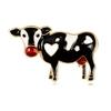 broche vache