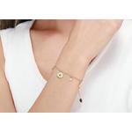 bracelet breloques etoiles