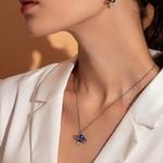 BAMOER-offre-sp-ciale-100-925-argent-Sterling-Secret-plan-te-lune-toile-colliers-pendentifs-pour