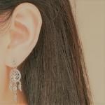 Boucles d-oreilles attrape-reve