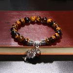 bracelet oeil de tigre arbre