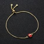 bracelet coccinelle enfant