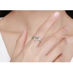 bague anneau colibri symbolique